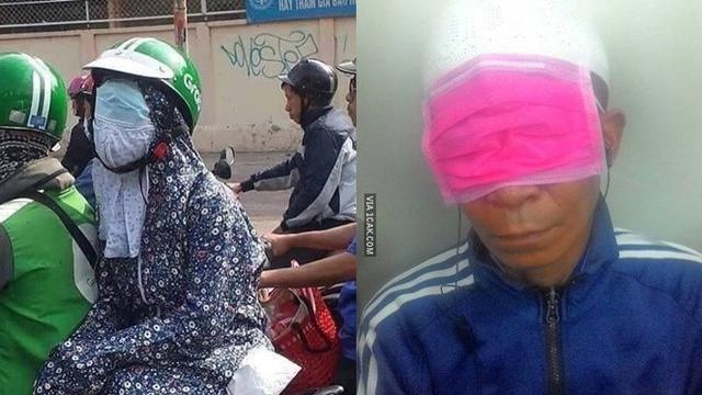 Hindari Cara Memakai Masker Hidung Yang Ternyata Salah!