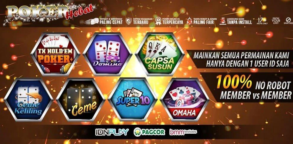 Layanan Terbaik Pokerhebat Sebagai Situs Poker Online Terpercaya