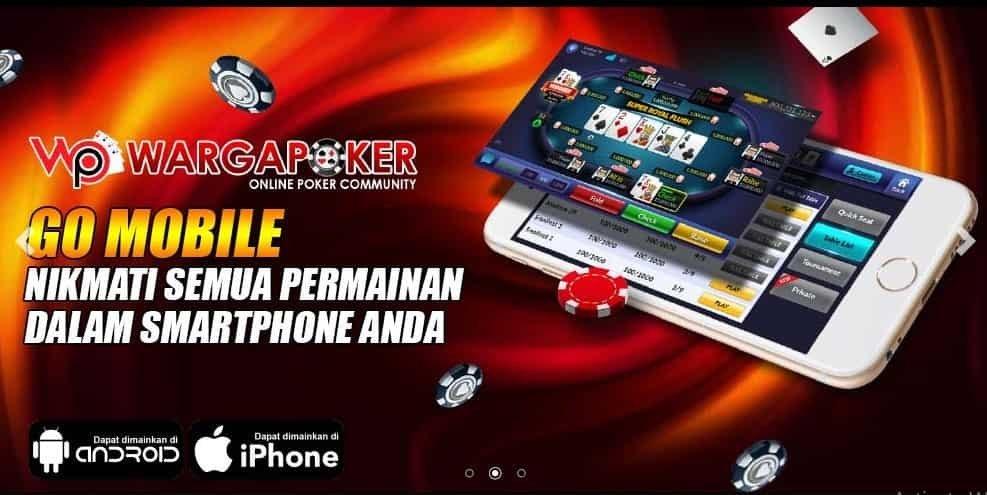 Bandar Poker dan Ceme Online Uang Asli di Wargapoker 2020